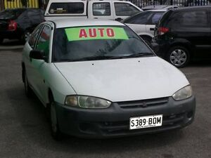 1999 Mitsubishi Mirage CE 4 Speed Automatic Nailsworth Prospect Area Preview