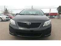 2009 Toyota Corolla *** SICK CAR!!! LOW KMs! WE FINANCE ANYONE!!