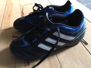 Children's Adidas Soccer Cleats size 13