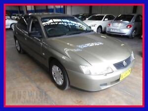 2003 Holden Commodore VY Executive Gold 4 Speed Automatic Sedan Villawood Bankstown Area Preview