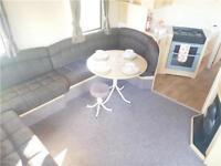 8 berth static caravan for sale Sandy Bay, Northumberland Coast