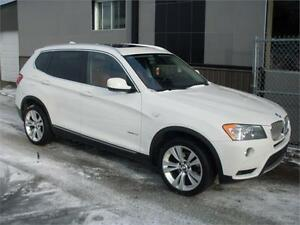 BMW X3 35i 2011* 351 TURBO * FULL + GARANTIE 3/60  in*