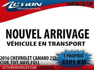 2016 CHEVROLET CAMARO SS 2SS,AUTO,TOIT,** 10 000$ D'OPTION**