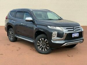 2020 Mitsubishi Pajero Sport QF MY20 GLS Grey 8 Speed Sports Automatic Wagon Morley Bayswater Area Preview