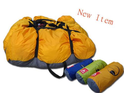 Stuff Sack Quick Pack bag Parapente Paraglider Wing Cinch bag