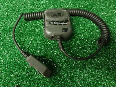 Ge Ericssom Portable Radio Vhf Uhf Speaker Mic Model 344a4189p