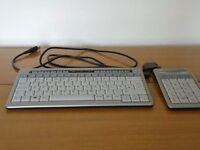 bakkerelkhuizen keyboard set x 2