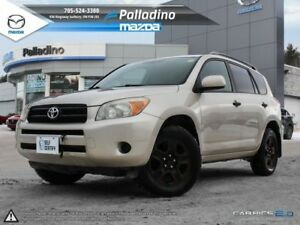 2006 Toyota RAV4 Base - SELF CERTIFY