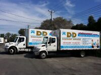 Demenagement D&D Discount moving 2 MEN+TRUCK 65$H Best service$!