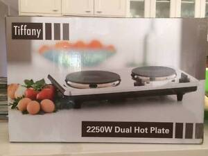 Dual Electric Hot Plate - Portable Chatswood West Willoughby Area Preview