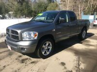 2008 Dodge Ram 1500 Laramie Muskoka Ontario Preview