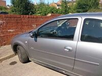 Vauxhall Corsa Bonnet In Grey Colour Code: 163 Breaking For Parts 2006