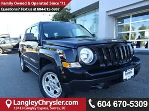 2016 Jeep Patriot Sport/North *ONE OWNER*LOCAL BC SUV*