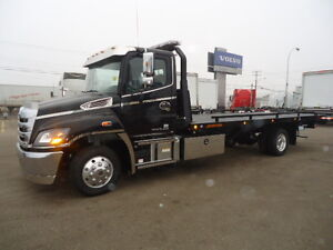 2017 HINO 258 With Recovery Deck - TH21606