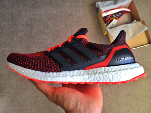 Adidas Ultraboost Solar Red Perth Perth City Area Preview