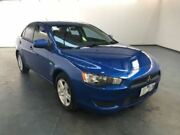 2013 Mitsubishi Lancer CJ MY14 ES Blue 6 Speed CVT Auto Sequential Sedan Albion Brimbank Area Preview