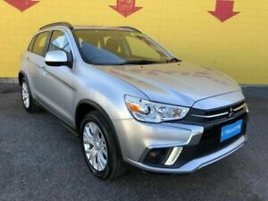 2019 Mitsubishi ASX XC MY19 ES 2WD Silver 1 Speed Constant Variable Wagon Winnellie Darwin City Preview