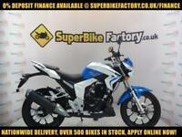 2017 LEXMOTO VENOM 125CC,0% DEPOSIT FINANCE AVAILABLE