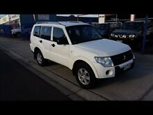 2008 Mitsubishi Pajero NS GLX LWB (4x4) 5 Speed Auto Sports Mode Wagon Noble Park Greater Dandenong Preview