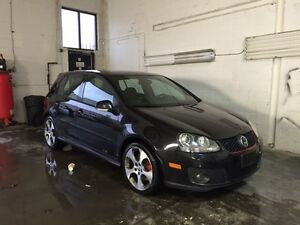 2007 Volkswagen GTI 4 Door Auto leather Hatchback