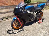 ZX6R Track Bike 600cc