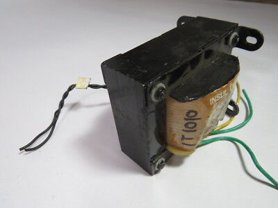 Stancor P8673 Primary Filament Transformer Pri. 117v Insul. 1500v Used