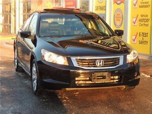 2009 Honda Accord Sedan EX-L#AUTO#LEATHER#SUNROOF