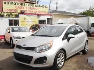 """WHOLESALE PRICE "" 2013 KIA RIO GDI AUTO LOADED 82K-100% FINANCE"