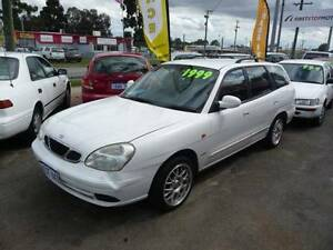 DAEWOO NUBIRA WAGON  WRECKING Kenwick Gosnells Area Preview