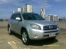 2007 Toyota RAV4 GSA33R MY08 SX6 Silver 5 Speed Automatic Wagon Southport Gold Coast City Preview