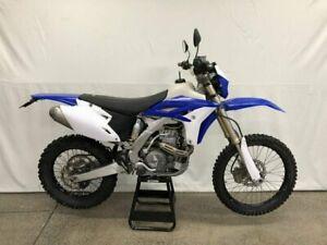 2012 Yamaha WR450F 450CC Enduro 449cc Auburn Auburn Area Preview