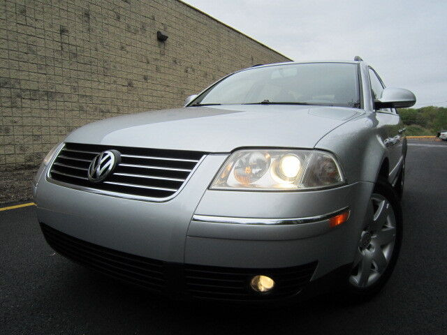 Imagen 1 de Volkswagen Passat silver