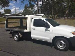 2006 TOYOTA HILUX SR 4.0 CAB CHASSIS MANUAL (2WD) Rochedale South Brisbane South East Preview