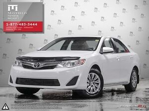 2014 Toyota Camry LE standard package