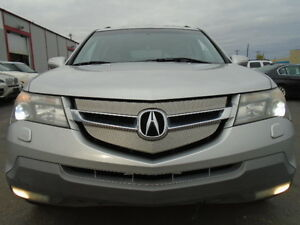 2007 Acura MDX TECHNOLOGY PKG- NAVI-LEATHER-SUNROOF-ONE OWNER