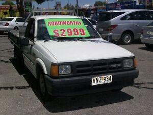 1994 Mazda B2600 Bravo 5 Speed Manual Trayback Nailsworth Prospect Area Preview