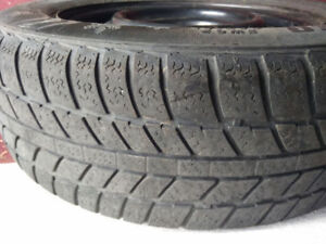 Honda civic (2006-2011) Winter tires  with factory rims