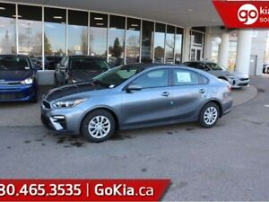 2019 Kia Forte LX CVT; BLUETOOTH, BACKUP CAM, HEATED SEATS, LANE