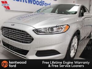 2016 Ford Fusion SE FWD, keyless entry and power seats. It's not