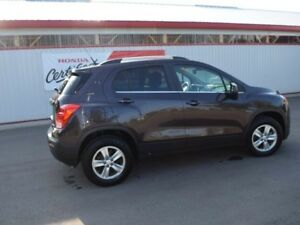2014 Chevrolet TRAX 2LT All-wheel Drive
