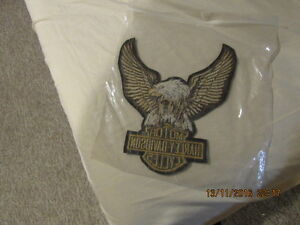 Harley Davidson Patch for a Jacket London Ontario image 3