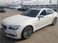 2014 BMW 7 Series 750i xDrive like new 7 series