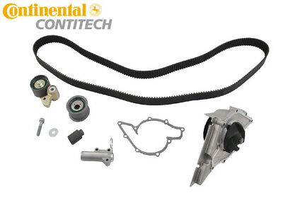 Fits: Audi A6 A8 RS6 S6 S8 Timing Belt Kit with Water Pump ContiTech TB297LK3