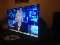 """JVC 40"""" LED Smart TV, Full HD screen and built in Freeview HD tuner, Model LT-42C550"""