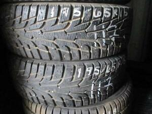 195/65 R15 HANKOOK I*PIKE WINTER TIRES USED SNOW TIRES (PAIR OF 2 - $110.00) - APPROX. 85% TREAD