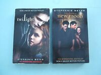 Twilight & New Moon - 2 Paperback Books by Stephanie Meyer