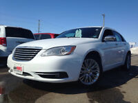 2014 Chrysler 200 Limited V6 HEATED LEATHER SEATS SUNROOF