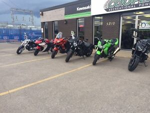 Having trouble selling your bike, call Cooper's we can help!