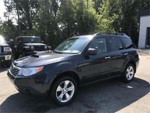 Subaru Forester XT Limited 2009