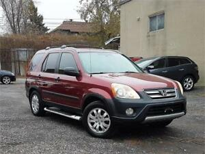 2006 Honda CR-V SE/4X4/4CYL/MAGS/AC/CRUISE/GROUP ELECT!!!
